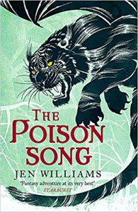 The Poison Song - Jen Williams