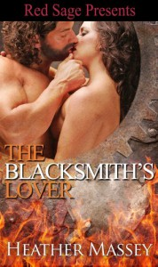 The Blacksmith's Lover - Heather Massey