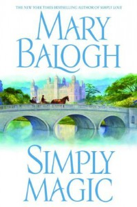 Simply Magic (Simply Quartet #3) - Mary Balogh