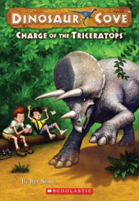 Charge Of The Triceratops - Rex Stone