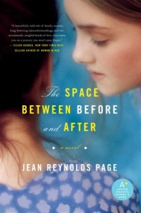 The Space Between Before and After - Jean Reynolds Page