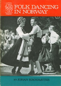 Folk dancing in Norway. - Johan. Krogs¦ter