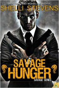 Savage Hunger - Shelli Stevens