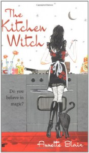 The Kitchen Witch - Annette Blair