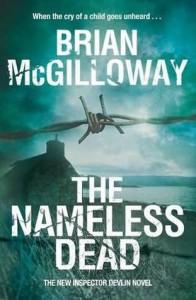 The Nameless Dead - Brian McGilloway
