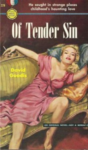 Of Tender Sin - David Goodis