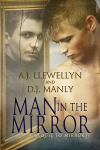 Man In The Mirror - A.J. Llewellyn, D.J. Manly