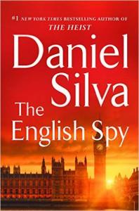 The English Spy (Gabriel Allon) - Daniel Silva