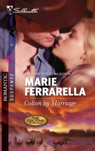 Colton by Marriage (The Coltons of Montana #1) (Silhouette Romantic Suspense #1616) - Marie Ferrarella