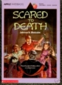 Scared to Death - Joanna N. Malcolm