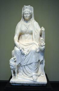 Stone of the Goddess - Grizel Sandilands