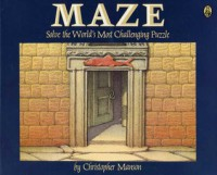 Maze: Solve the World's Most Challenging Puzzle - Christopher Manson