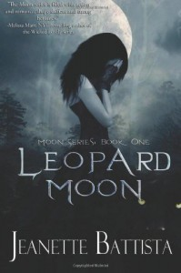 Leopard Moon - Jeanette Battista