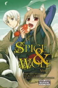 Spice & Wolf, Vol. 1 - Isuna Hasekura, Keito Koume, Juu Ayakura, Paul Starr