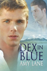 Dex in Blue (Johnnies) - Amy Lane