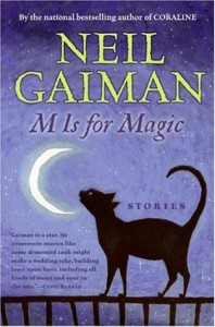 M is for Magic - Neil Gaiman, Teddy Kristiansen