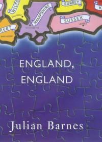 England, England - Julian Barnes