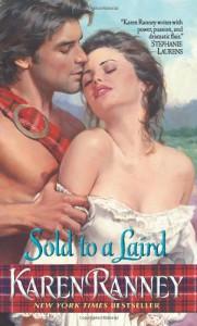 Sold to a Laird - Karen Ranney