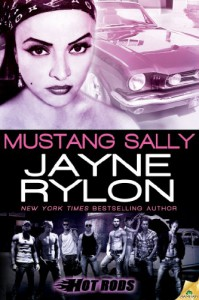 Mustang Sally (Hot Rods) - Jayne Rylon