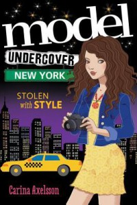 Model Undercover: New York - Carina Axelsson
