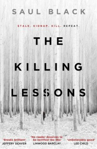 The Killing Lessons - Saul Black
