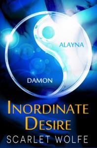 Inordinate Desire - Scarlet Wolfe