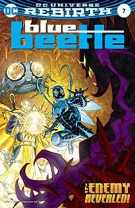 Blue Beetle (2016-) #7 - Keith Giffen, Scott Kolins, Scott Kolins