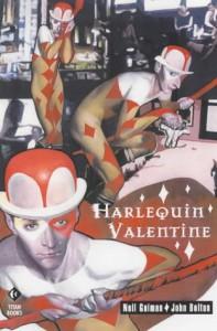 Harlequin Valentine - John Bolton, Neil Gaiman