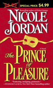 The Prince of Pleasure - Nicole Jordan