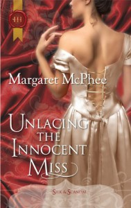Unlacing the Innocent Miss - Margaret McPhee