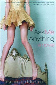 Ask Me Anything - Francesca Delbanco