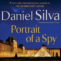 Portrait of a Spy (Audio) - Simon Vance, Daniel Silva