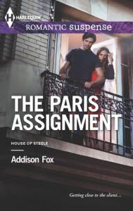 The Paris Assignment - Addison Fox