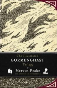 The Illustrated Gormenghast Trilogy - Mervyn Peake, Michael Moorcock