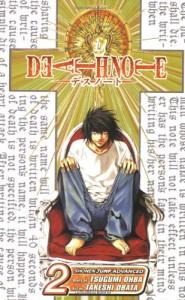 Death Note, Vol. 2: Confluence - Tsugumi Ohba, Takeshi Obata