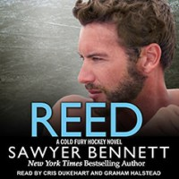 Reed (Cold Fury Hockey) - Sawyer Bennett, Cris Dukehart, Graham Halstead