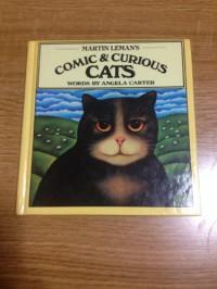 Comic & Curious Cats - Angela Carter, Martin Lehman