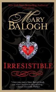 Irresistible (Four Horsemen of the Apocalypse #3) - Mary Balogh