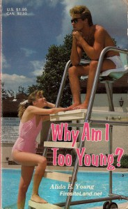 Why Am I Too Young? - Alida E. Young
