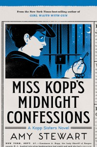Miss Kopp's Midnight Confessions - Amy Stewart