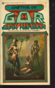 Captive of Gor - John Norman