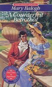 A Counterfeit Betrothal - Mary Balogh