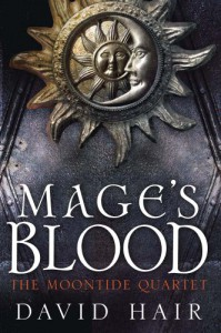 Mage's Blood - David Hair