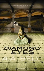 Diamond Eyes - A.A. Bell