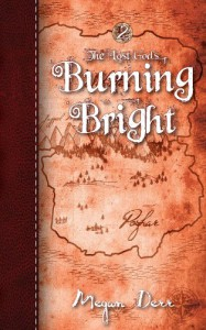 Burning Bright - Megan Derr