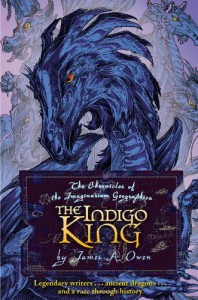 The Indigo King (Chronicles of the Imaginarium Geographica) - James A. Owen