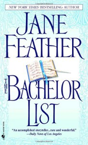 The Bachelor List - Jane Feather