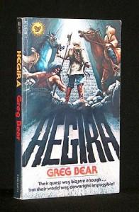 Hegira - Greg Bear