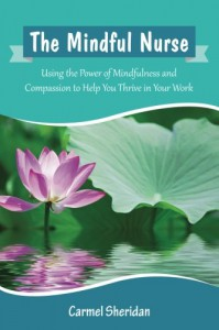 The Mindful Nurse: Using the Power of Mindfulness and Compassion to Help You Thrive in Your Work - Carmel Bernadette Sheridan