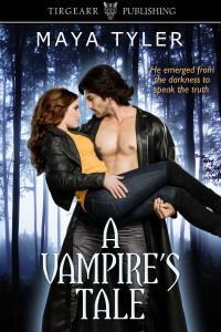 A Vampire's Tale - Maya Tyler